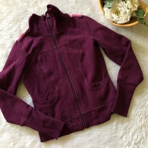 Lululemon Plum Jacket